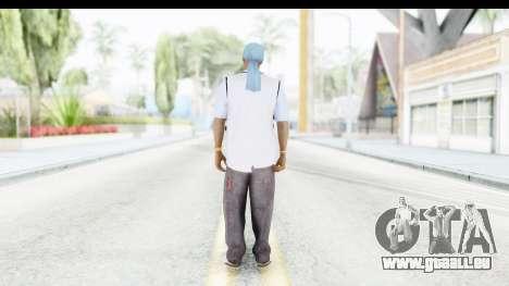GTA 5 Mexican Gang 3 pour GTA San Andreas troisième écran