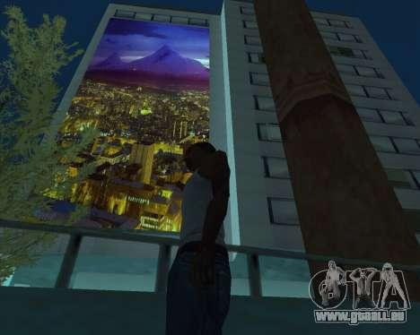 Armenia Erevan Poster für GTA San Andreas zweiten Screenshot