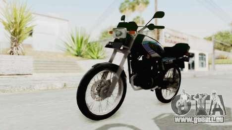 Yamaha RX King 135 1993 für GTA San Andreas
