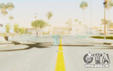 Pina from Sword Art Online pour GTA San Andreas