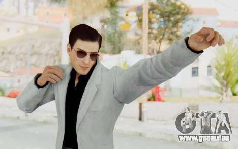 Mafia 2 - Vito Scaletta Madman Suit W&B für GTA San Andreas