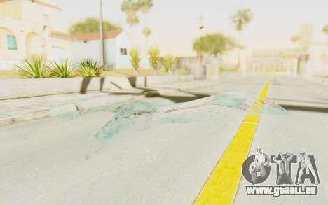 Pina from Sword Art Online pour GTA San Andreas deuxième écran