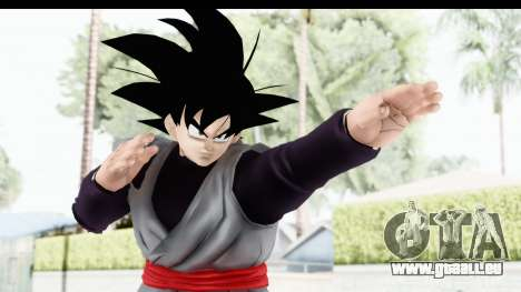Dragon Ball Xenoverse Goku Black pour GTA San Andreas