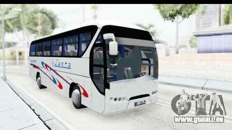 Neoplan Lasta Bus für GTA San Andreas rechten Ansicht