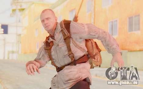 COD BO Russian Soldier v2 pour GTA San Andreas