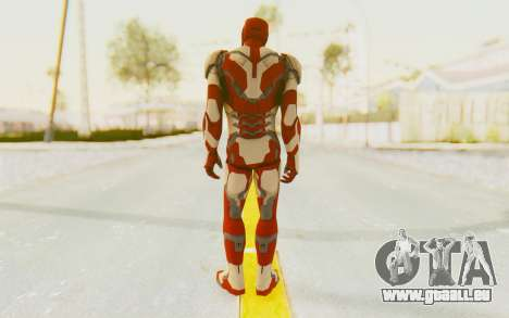 Marvel Heroes - Ironman Mk42 für GTA San Andreas dritten Screenshot