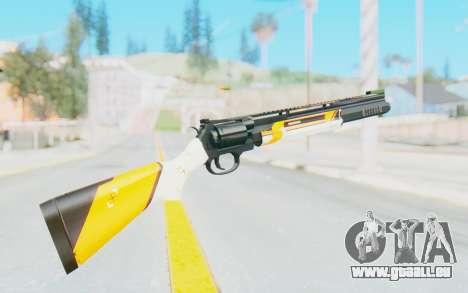 CS:GO - Nova Assimov pour GTA San Andreas troisième écran