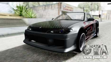 Nissan Silvia S15 Itasha pour GTA San Andreas