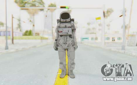 CoD Ghosts USA Spacesuit für GTA San Andreas zweiten Screenshot