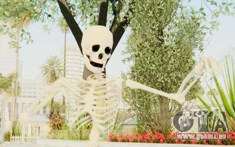 Skeleton pour GTA San Andreas