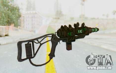 Q-35 Matter Modulator Plasma Rifle für GTA San Andreas zweiten Screenshot