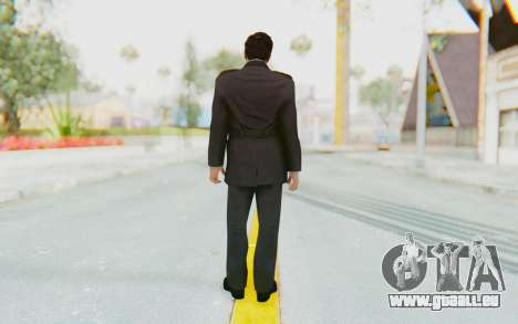 Mafia 2 - Vito Police Outfit für GTA San Andreas dritten Screenshot