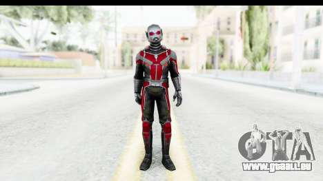 Marvel Future Fight - Ant-Man (Civil War) für GTA San Andreas zweiten Screenshot