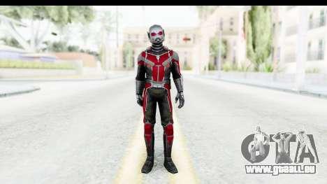 Marvel Future Fight - Ant-Man (Civil War) für GTA San Andreas zweiten Screenshot