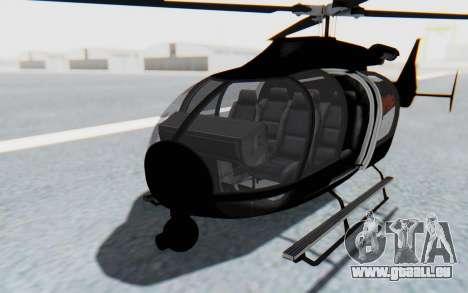 GTA 5 Maibatsu Frogger FIB IVF für GTA San Andreas