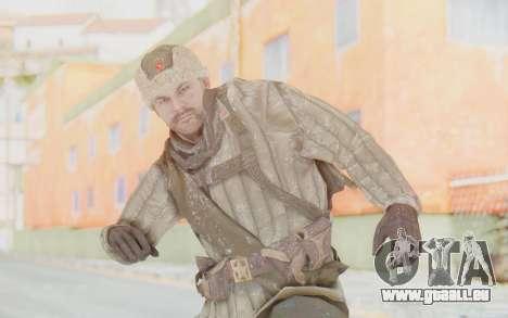 COD BO Dimitri Petrenko Winter für GTA San Andreas