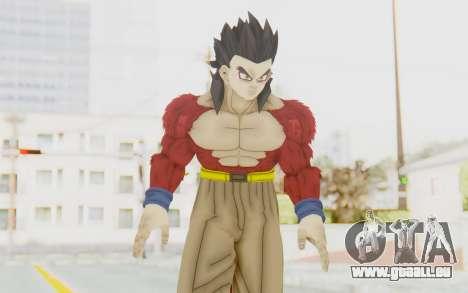 Dragon Ball Xenoverse Gohan SSJ4 für GTA San Andreas