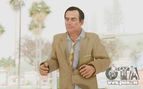 Mafia 2 - Eddie Scarpa Drunk pour GTA San Andreas