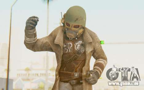 Fallout 4 - Veteran Ranger für GTA San Andreas