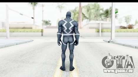 Marvel Future Fight - Black Bolt pour GTA San Andreas troisième écran