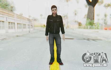 GTA 5 Online Random 1 Skin pour GTA San Andreas deuxième écran