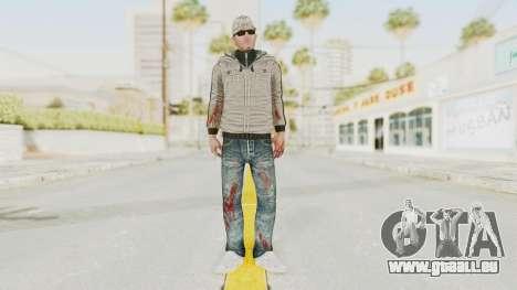 CrimeCraft - Londeners Gang Soldier 2 pour GTA San Andreas deuxième écran