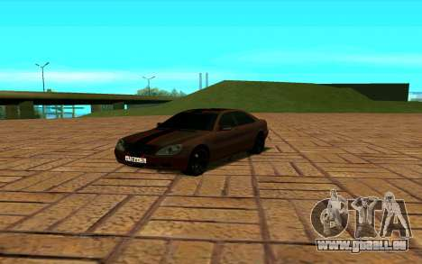Mercedes S600 W220 JoRick Revazov pour GTA San Andreas