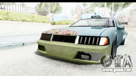 Fortune Korc pour GTA San Andreas