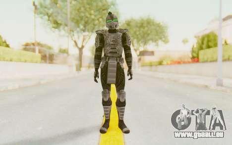 Cylar MKP für GTA San Andreas zweiten Screenshot