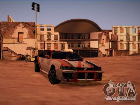 Sultan Asiimov pour GTA San Andreas