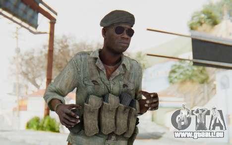 CoD MW3 Africa Militia v4 für GTA San Andreas