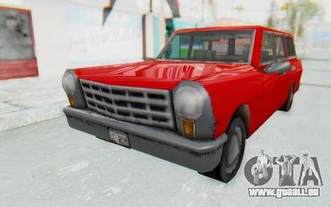 GTA 3 Perennial für GTA San Andreas