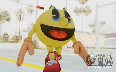 Pac-Man v2 für GTA San Andreas