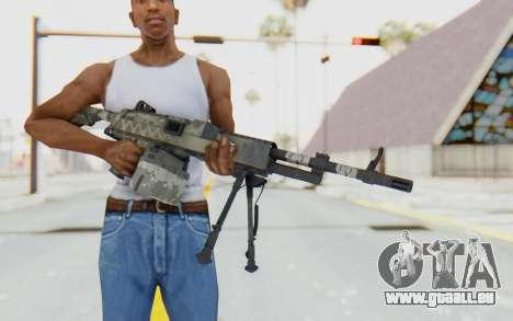 Federation Elite LSAT pour GTA San Andreas troisième écran