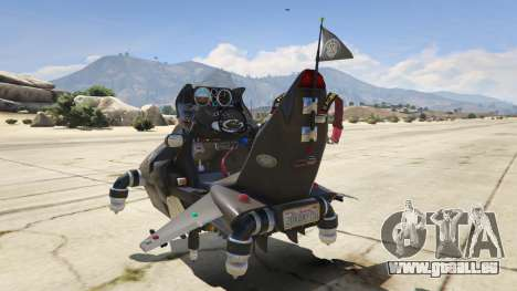 Motojet 2.0 für GTA 5