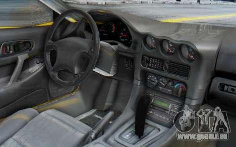 Mitsubishi 3000GT 1999 pour GTA San Andreas vue de droite