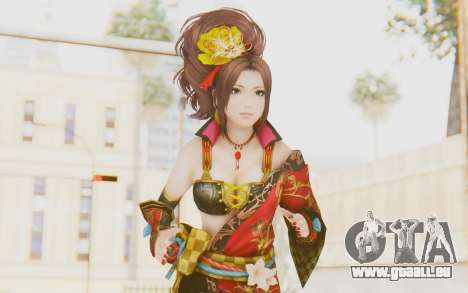 Samurai Warriors 4 - Kai pour GTA San Andreas