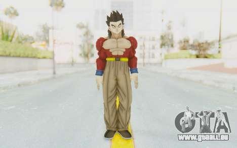 Dragon Ball Xenoverse Gohan SSJ4 pour GTA San Andreas deuxième écran