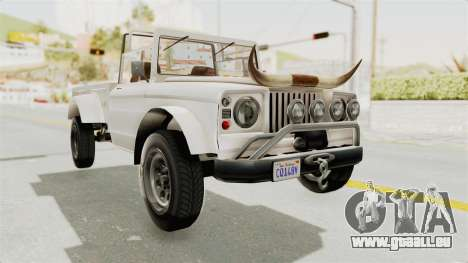 GTA 5 Canis Bodhi pour GTA San Andreas