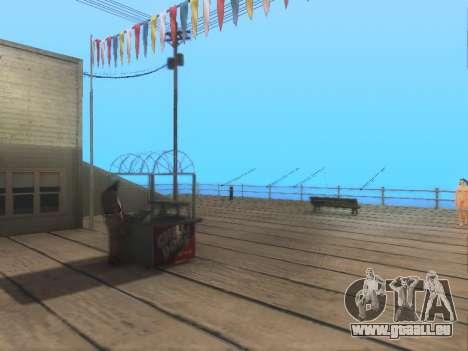 ENB Series for TheSergoRio for weak PC pour GTA San Andreas quatrième écran