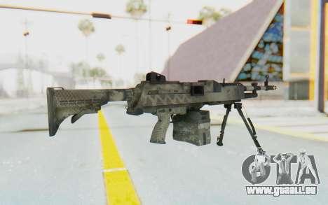 Federation Elite LSAT pour GTA San Andreas deuxième écran