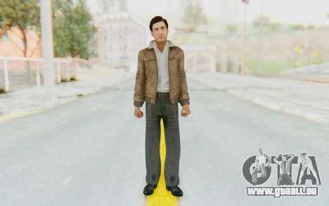 Mafia 2 - Vito Scaletta Main Outfit für GTA San Andreas zweiten Screenshot