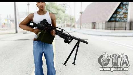 Kalashnikov PK (PKM) Holo für GTA San Andreas