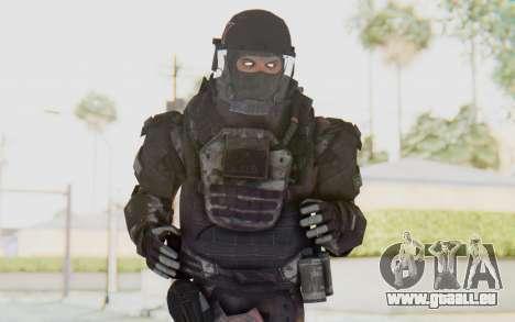 COD MW2 Russian Paratrooper v3 pour GTA San Andreas