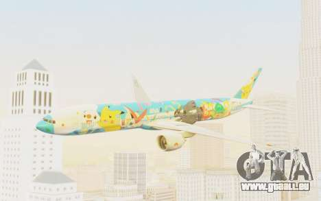 Boeing 777-300ER ANA JA754A - Peace Jet pour GTA San Andreas