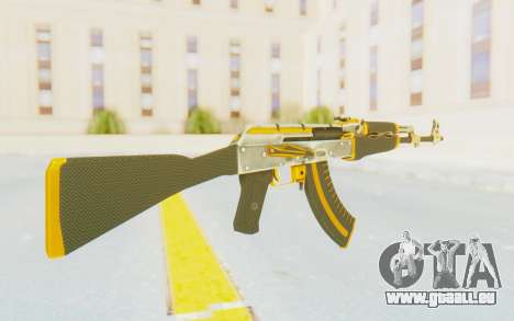CS:GO - AK-47 Carbon Edition für GTA San Andreas zweiten Screenshot