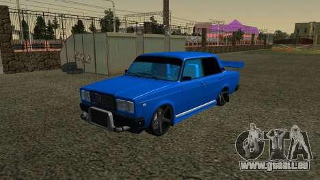 VAZ 2107 Sport pour GTA San Andreas