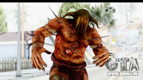 God of War 3 - Hades pour GTA San Andreas