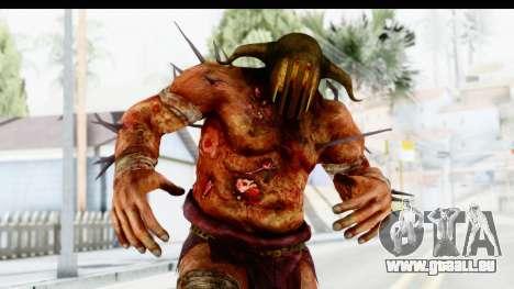 God of War 3 - Hades für GTA San Andreas