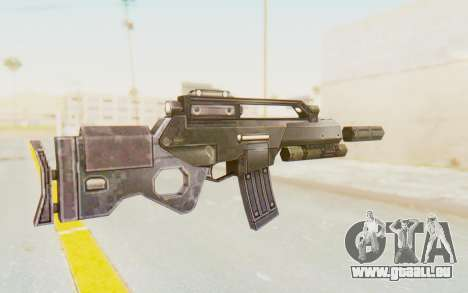 APB Reloaded - STAR 556 LCR für GTA San Andreas zweiten Screenshot